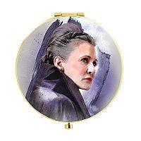 Star Wars: Episode VIII The Last Jedi Leia Organa Compact Mirror