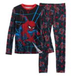 Boys 4-18 Cuddl Duds Marvel Spider-Man Base Layer Set