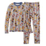 Boys 4-18 Cuddl Duds Paw Patrol 2-Piece Base Layer Set