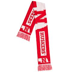 Adult Forever Collectibles Nebraska Cornhuskers Big Logo Scarf