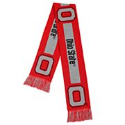 Adult Forever Collectibles Ohio State Buckeyes Big Logo Scarf