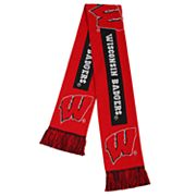 Adult Forever Collectibles Wisconsin Badgers Big Logo Scarf