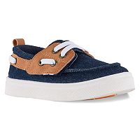 Oomphies Jesse Toddler Boys' Boat Shoes