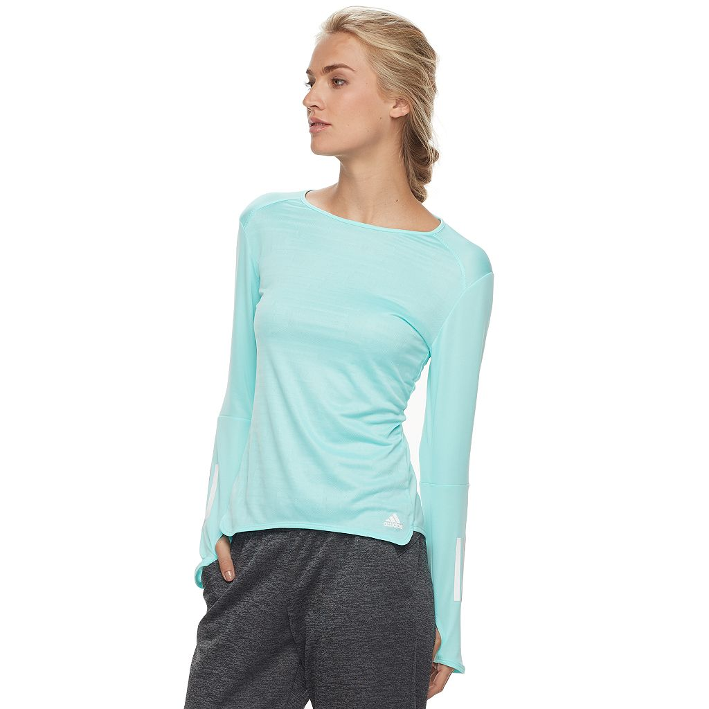 Women's adidas Long Sleeve Running Tee