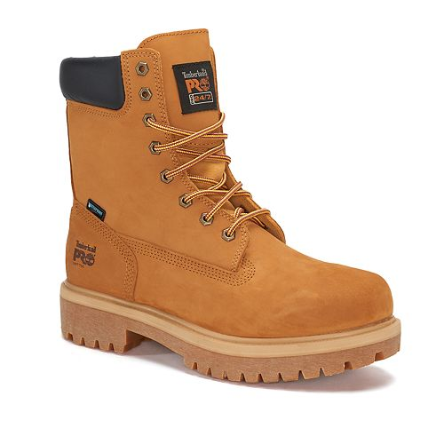 Timberland PRO Direct Attach Men's Waterproof 8-in. Work Boots