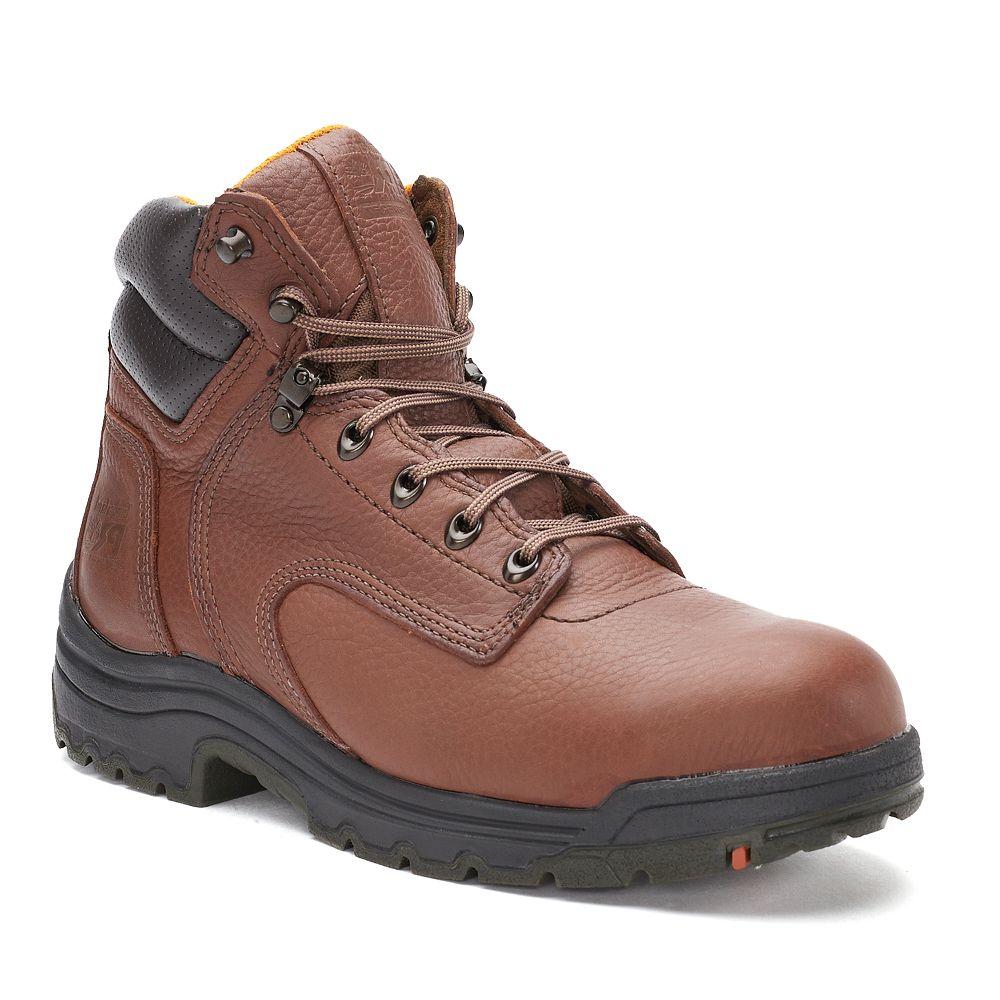 c3b19c30d12 Timberland PRO Titan Men's Alloy Toe Work Boots