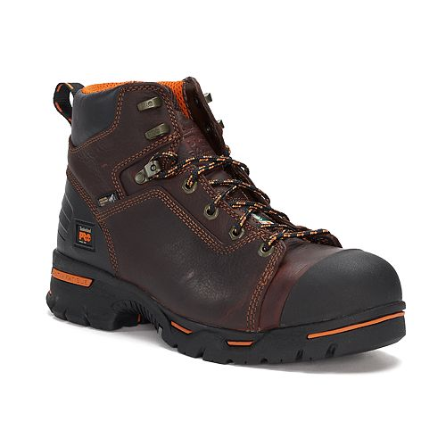 dde76bcb321 Timberland PRO Endurance Men's Steel Toe Work Boots