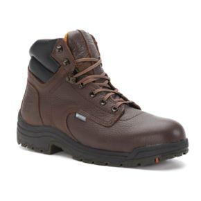 Timberland PRO Titan Men's Waterproof Alloy Toe Work Boots