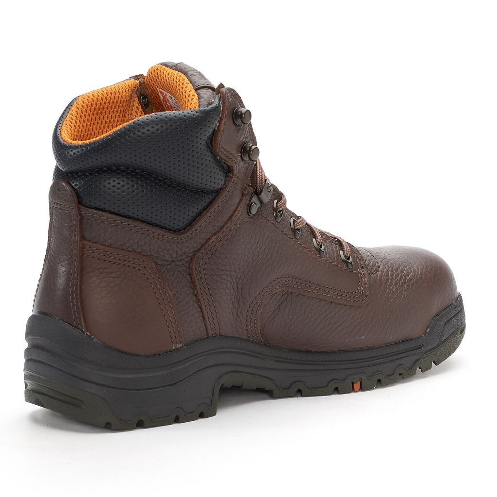 Timberland PRO Titan Men's Waterproof Alloy Toe Work Boots