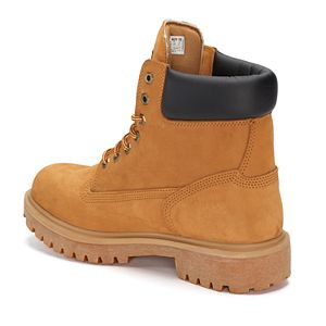 Timberland PRO Direct Attach Men's Waterproof 6-in Steel Toe Work Boots
