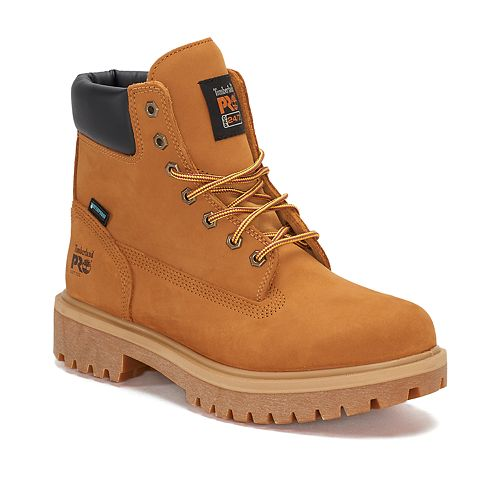 Timberland PRO Direct Attach Men's Waterproof 6-in. Work Boots