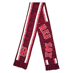 Boston Red Sox Knit Team-Color Scarf