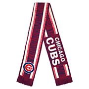 Chicago Cubs Knit Team-Color Scarf