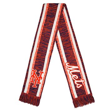 New York Mets Knit Team-Color Scarf