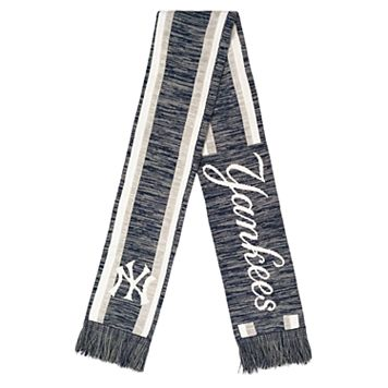 New York Yankees Knit Team-Color Scarf
