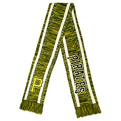 Pittsburgh Pirates Knit Team-Color Scarf
