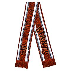 San Francisco Giants Knit Team-Color Scarf