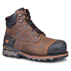 Timberland PRO Boondock Men's Waterproof Composite Toe Work Boots