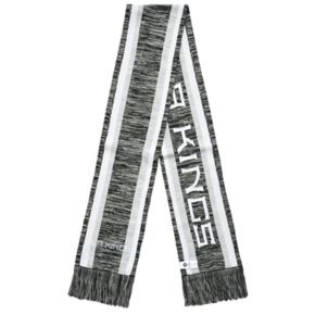 Forever Collectibles Los Angeles Kings Knit Scarf