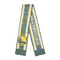 Forever Collectibles Golden State Warriors Knit Scarf