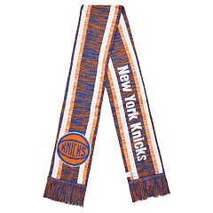 Forever Collectibles New York Knicks Knit Scarf