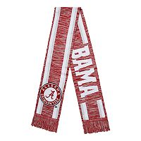 Forever Collectibles Alabama Crimson Tide Knit Scarf