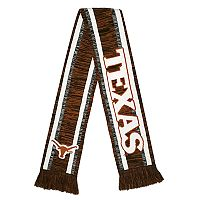 Forever Collectibles Texas Longhorns Knit Scarf