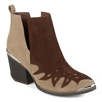 Journee Collection Dotson Women's Ankle Boots