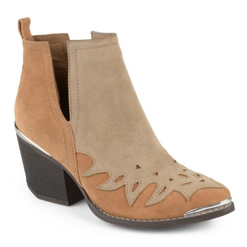Journee Collection Dotson ... Women's Ankle Boots
