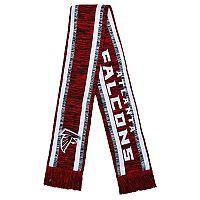 Forever Collectibles Atlanta Falcons Knit Scarf