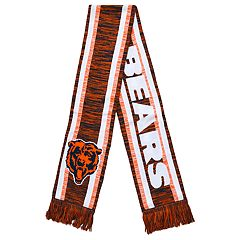 Forever Collectibles Chicago Bears Knit Scarf