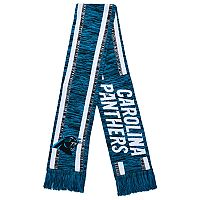 Forever Collectibles Carolina Panthers Knit Scarf