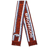 Forever Collectibles Denver Broncos Knit Scarf