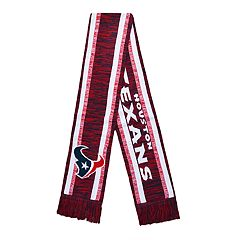 Forever Collectibles Houston Texans Knit Scarf