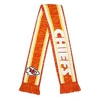 Forever Collectibles Kansas City Chiefs Knit Scarf