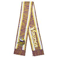 Forever Collectibles Minnesota Vikings Knit Scarf
