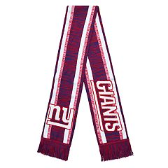 Forever Collectibles New York Giants Knit Scarf