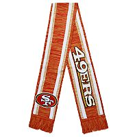 Forever Collectibles San Francisco 49ers Knit Scarf