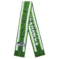 Forever Collectibles Seattle Seahawks Knit Scarf