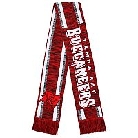 Forever Collectibles Tampa Bay Buccaneers Knit Scarf