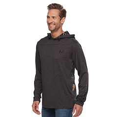 Men's Realtree Peak Hooded Windshirt