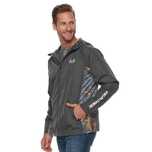 Men's Realtree Fjord Windbreaker