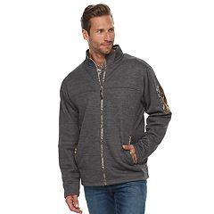 Men's Realtree Trek Fleece Jacket