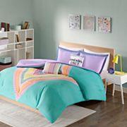 Intelligent Design Presley Comforter Set
