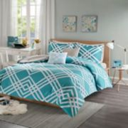 Intelligent Design Jaymie Comforter Set