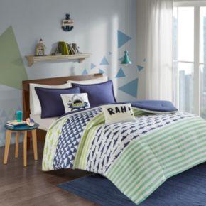 Urban Habitat Kids Aaron Shark Comforter Set