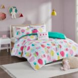 Urban Habitat Kids Water Melly Fruit Comforter Set