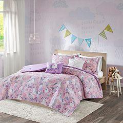 27420c3cad Urban Habitat Kids Ella Unicorn Comforter Set