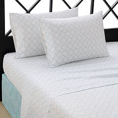Printed II Microfiber Sheet Set