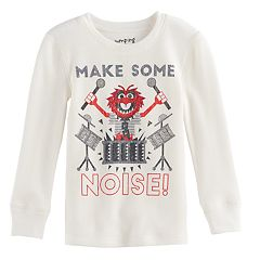Disney's The Muppets Animal Toddler Boy 'Make Some Noise' Thermal Top by Jumping Beans®